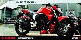 Fz 16 Fi S 0 Km 2017 Yamaha Marellisports Permuto Financio