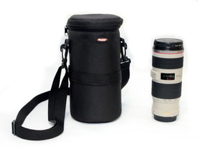 Case Lente Objetiva Nikon Canon Sigma Sony (70-200mm) Simila
