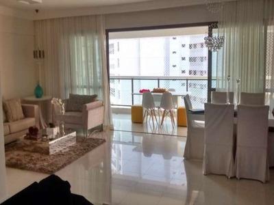 Apartamento 3/4 Em Alphaville - 4508