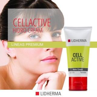 Lidherma Hidro Cream Cellactive Celulas Madre Promo!!!