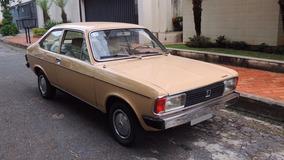 Polara Gl Automático 1980 Apto A Placa Preta!