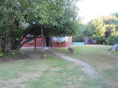 Quinta En Gral.rodríguez,barrio Santa Brigida .