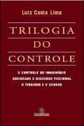 Livro Trilogia Do Controle Luiz Costa Lima