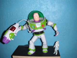 Buzz Lightyear Power Proyector Toy Story Marvel Mask Tmnt Dc