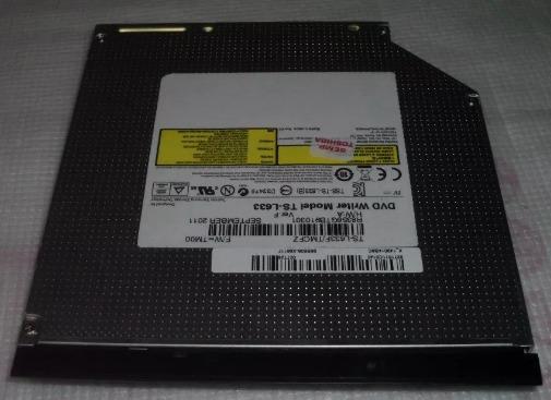 Gravador De Dvd Toshiba Ts-l633 Original Do Is 1422 Usado
