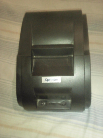 Impressora Termica Xprinter Usb