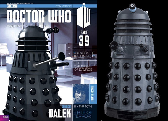 Miniatura 39 Genesis Dalek Doctor Who Figurine Bonellihq H18