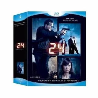 Blu-ray 24 Horas - 7ª Temporada