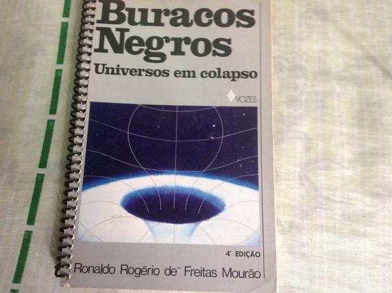Buracos Negros - Ronaldo Mourão - 1984 - Raríssimo
