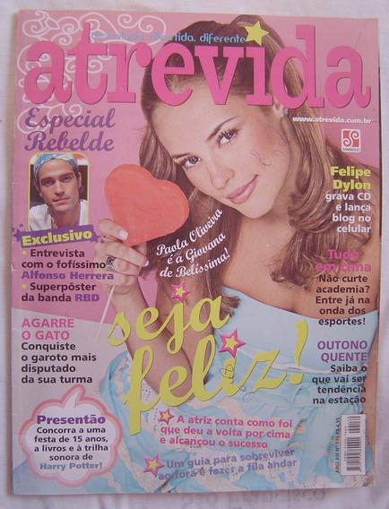 Revista Atrevida Nº139 - Especial Rebelde.
