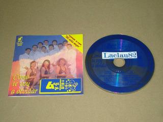 Angeles Azules Como Te Voy A Olvidar 1996 Disa Cd Salsa Cumb