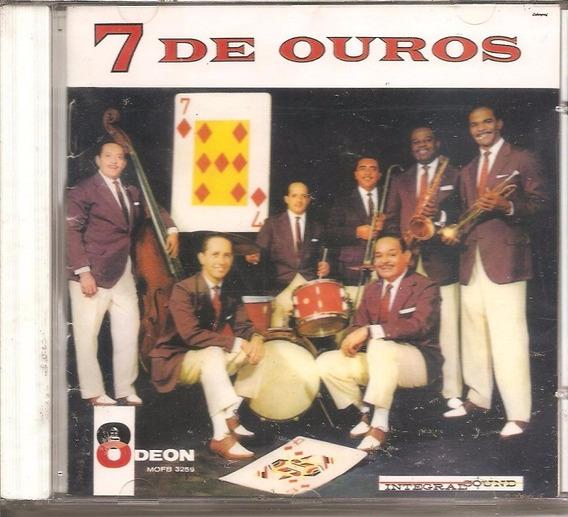 Cd Conjunto Sete De Ouros (7 De Ouros) 1962