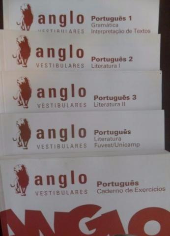 Anglo Pré Vestibular - Apostilas Avulsas