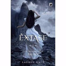 Livro Êxtase Lauren Kate Vol 4 Da Série Fallen- Frete Barato