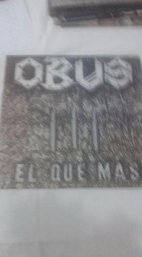 Imagen 1 de 1 de Obus El Que Mas