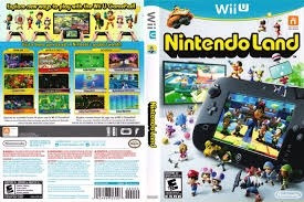 Nintendo Land Wiu
