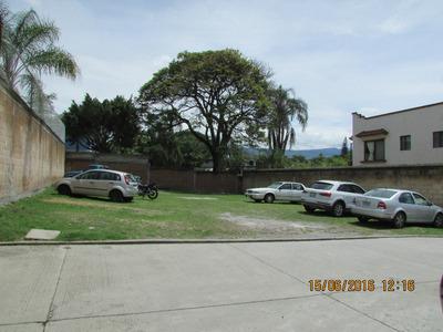 Terreno En Condominio Con Estricta Vigilancia 24 Hrs
