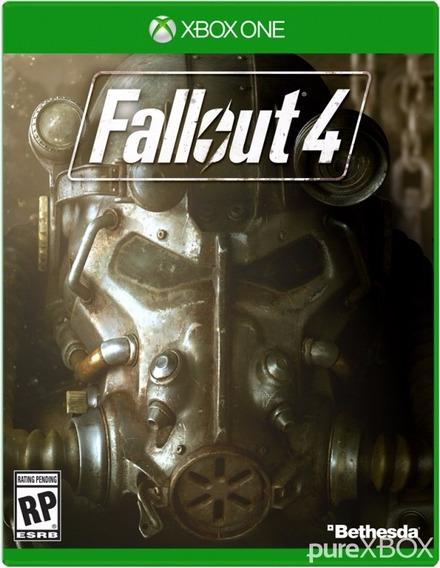 Fallout 4 Xbox One Código 25 Dígitos