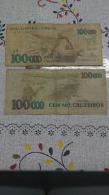 Cédula 100.000 Cruzeiros
