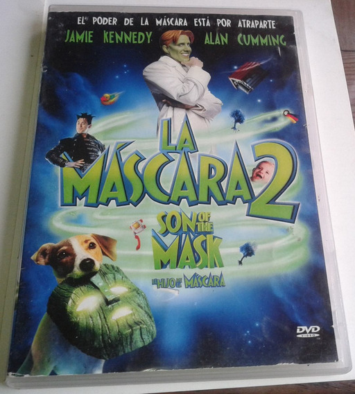 La Mascara 2 (son Of The Mask) Jamie Kennedy Alan Cummin Dvd