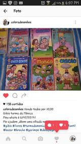 Gibis Turma Da Monica