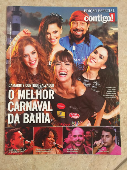 Revista Contigo Camarote Salvador Bell Marques Eliana