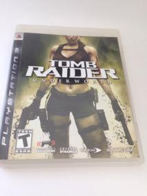 Tomb Raider Underworld Ps3 Midia Fisica Usado