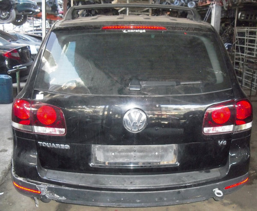 Touareg 3.6 24v V6 280cv Tiptronic 5p  Sucata  - Blindada