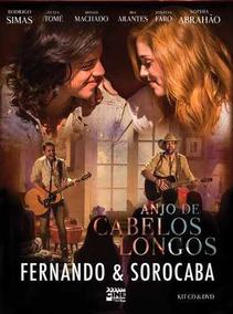 Fernando & Sorocaba(cd+dvd) Anjo De Cabelos Longos Lacrado