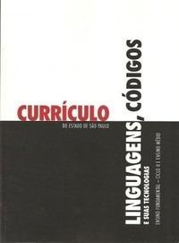 Livro -currículo Do Estado De São Paulo- Linguagens E Código