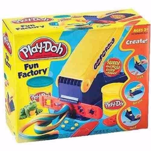 Kit Play Doh Fábrica Divertida **com Frete Grátis**