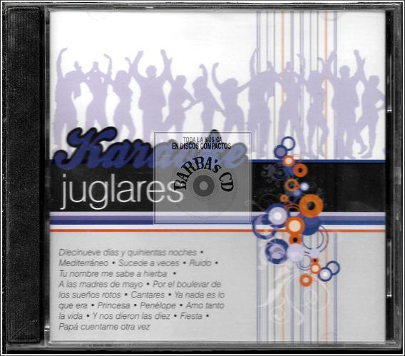 Karaoke - Juglares ( Nuevo, Cerrado) Sabina, Serrat, Serrano