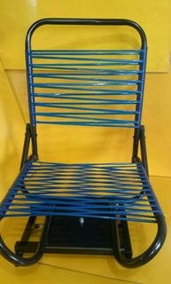 Cadeira Pra Barco Cordinha C/ Frete Grátis. Giratória Pesca