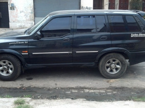 Vendo Ssangyong Musso