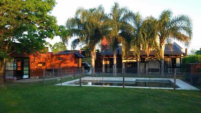 Casa Quinta, Alquiler Temporal O Permanente, Toda Amueblada.