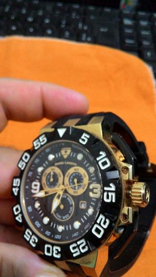 Relógio Swiss Legend Challenger