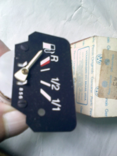 Relogio Indicador Combustivel Original Gol Bx Saveiro 82a 87