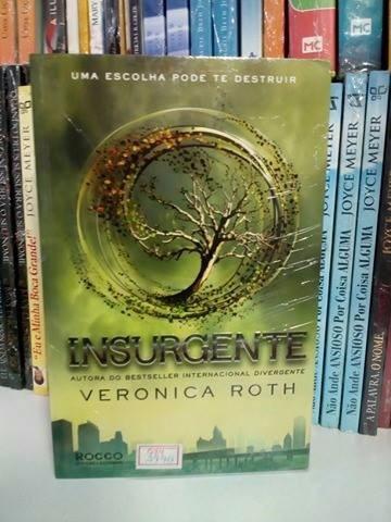 Livro Insurgente - Veronica Roth