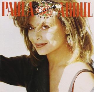 Cd Paula Abdul - Forever Your Girl