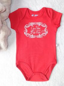 Body Frases Bebê Menino Menina Com A Vovó Pode Tudo Have Fun