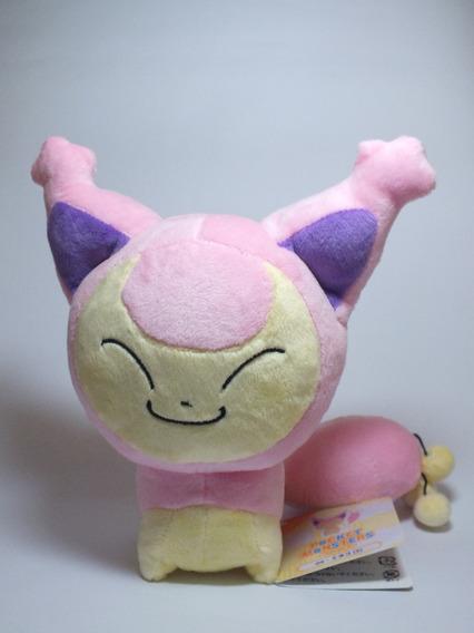 Pelúcia Pokemon Original Skitty Allstar Collection Japan