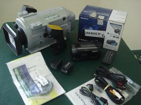 Caixa Estanque Amphibico + Câmera Sony Hdr-xr500v
