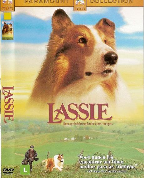 Lassie - Dvd Dublado - Lacrado