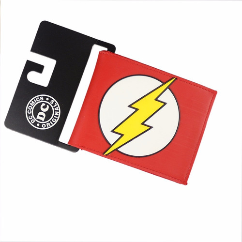 Billetera Flash Escudo Uniforme Cartera Importada