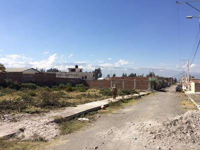 Terrenos Con Buena Plusvalia Al Norte De Riobamba