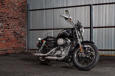 Harley-davidson Sportster Superlow® 0km Color Vivid Black