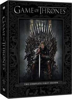 Game Of Thrones Combo 8 Temporadas Completas En Dvd!