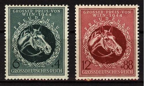 Imagen 1 de 1 de Alemania Nazi : Gran Premio De Viena 1944  Op4