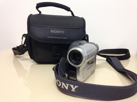 Filamadora Sony Dcr-dvd92