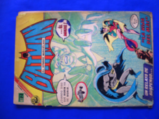Batman Ed. Novaro Serie Ave No.623 Completo Envio Gratis